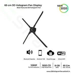 65 Cm 3D Hologram LED Display Fast Wifi Model